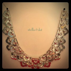 Stella & Dot Alexandria Necklace NEW IN BOX